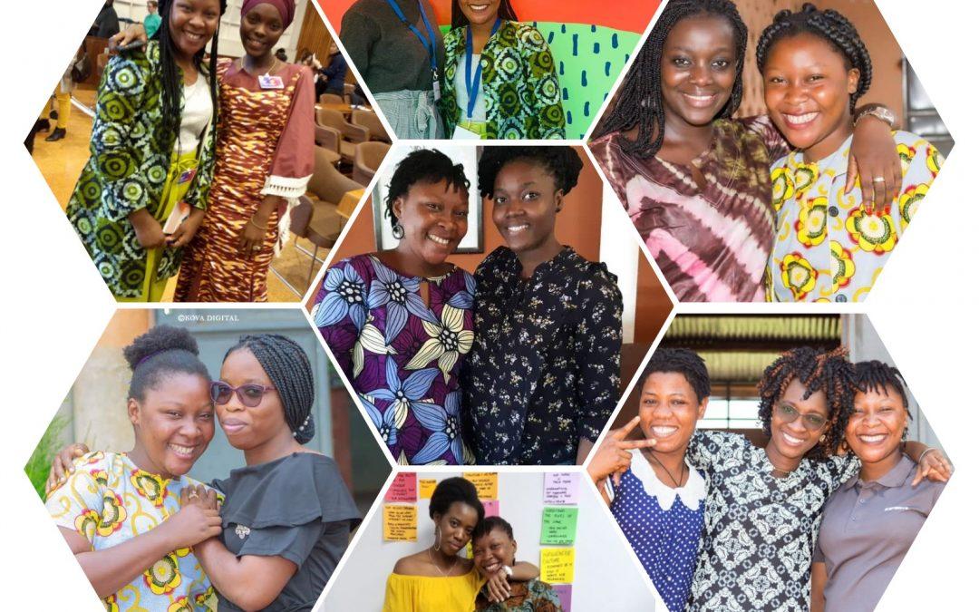 Ces jeunes femmes qui ont rendu l'année 2019 différente pour moi !