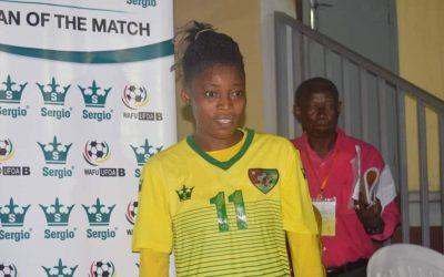 Football féminin : Mafille Woedikou, une histoire de travail et de détermination sans pareille
